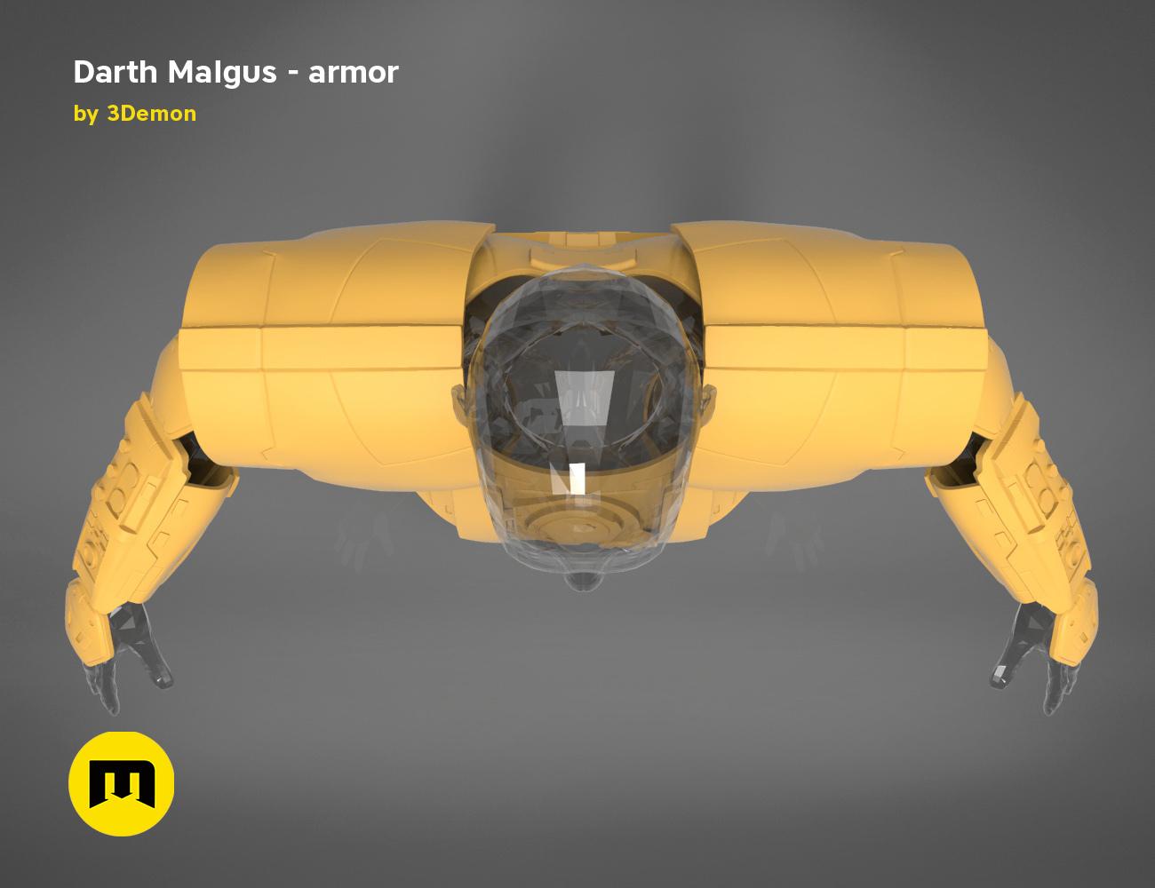 Darth-Malgus-armor-render_scene_basic.105 kopie.jpg Download STL file Darth Malgus's full size armor • Design to 3D print, 3D-mon