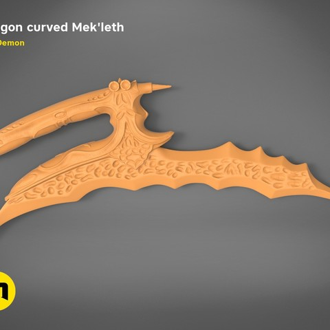 mekleth2-startrek-orange.467.jpg Download OBJ file Klingon curved Mek'leth - Star Trek  • 3D printing object, 3D-mon