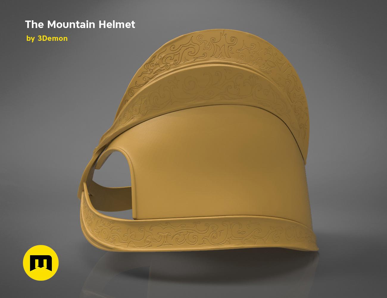 GoT-mountain-helmet-basic.632.jpg Download STL file The Mountain Helmet – Game of Thrones • 3D printing model, 3D-mon