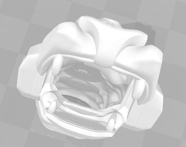 blasters1.JPG Download STL file Shuri Vibranium Blasters • 3D print model, 3D-mon