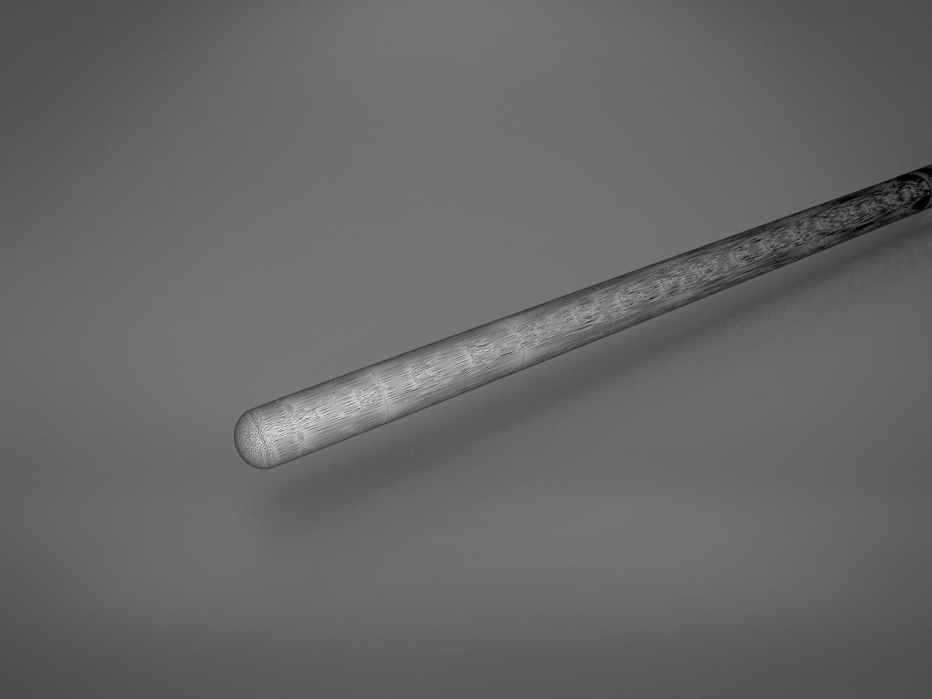 Potter2-detail_5.853.jpg Download STL file Harry Potter Wand version 2 - Harry Potter 3D print model • 3D print model, 3D-mon