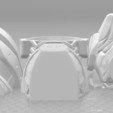 blasters_pieces.JPG Download STL file Shuri Vibranium Blasters • 3D print model, 3D-mon