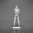 Rogue_2-back_perspective.461.jpg Download STL file ELF ROGUE FEMALE CHARACTER GAME FIGURES 3D print model • 3D printer object, 3D-mon