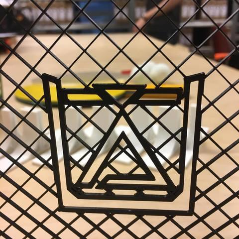 ping pong makerslab 3d print 015.jpg Télécharger fichier STL gratuit Ping Pong tennis de table • Design pour impression 3D, 3D-mon
