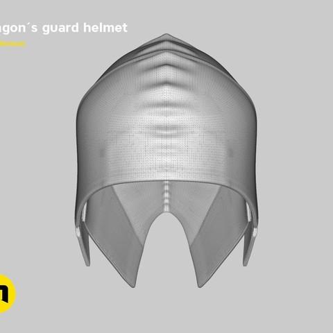 render_klingon_mesh.44.jpg Download STL file Klingon guard helmet • 3D printer object, 3D-mon