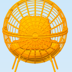3D printer models Armchair, MrDetrout