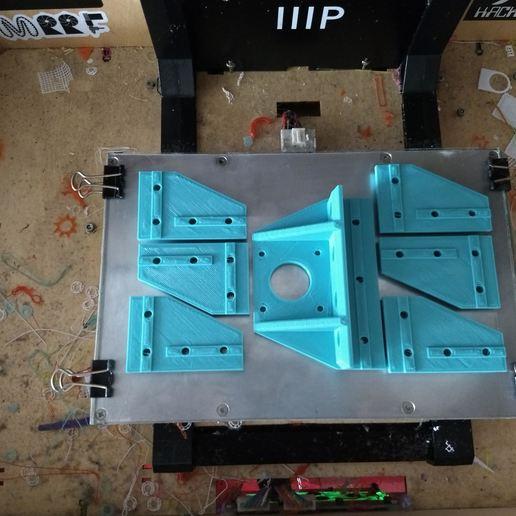 IMG_20200206_125427297.jpg Download free STL file 2020 Profile Aluminum 3D Printable Erector Set • 3D printer model, adamjvr