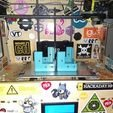 IMG_20200204_174354800.jpg Download free STL file 2020 Profile Aluminum 3D Printable Erector Set • 3D printer model, adamjvr