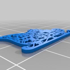 Santas_Sleigh.png Download STL file Santa's Sleigh • 3D printable template, ecelo