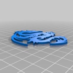 Dragon.png Download STL file Dragon • 3D printable model, ecelo