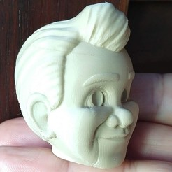 Download free 3D printer designs The Bensons(Toy Story), pauloblank