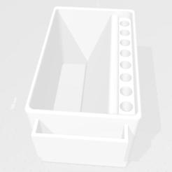 photo1 range télécommande.PNG Download STL file storage for remote controls and pens • 3D print design, Riri