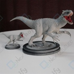 Download 3D printing files Realistic Dinosaurs , N2F