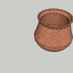 Objet 3D Magic cauldron - witches cauldron, 3ID