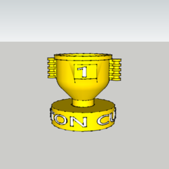Download 3D print files Piston Cup - Duplo - Cars, 3ID