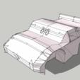Flash MC Queen - 2.png Télécharger fichier STL gratuit Lego duplo - Flash Mac queen • Design pour imprimante 3D, 3ID