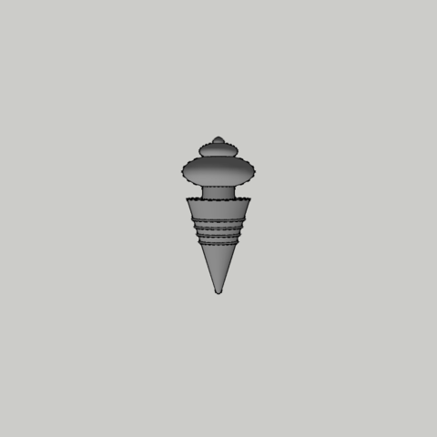 Bouchon de vin - 1.png Download STL file Wine Stopper - Wine corkscrew • 3D printing design, 3ID