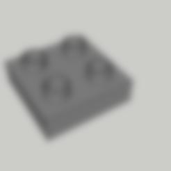Pièce 4x - Fin.stl Download STL file Play Piece Lego Duplo Model Type 4x - End • 3D printer design, 3ID