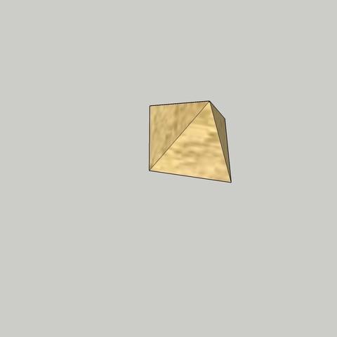 Sans titre1.jpg Download free OBJ file Pyramid - fun • Model to 3D print, 3ID