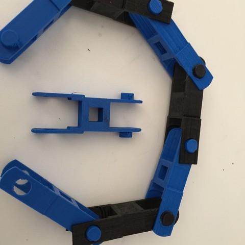 stl Chain link, JBART
