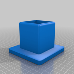 Download free 3D printing files Yoghurt fixture for the handicapped, cbernhard