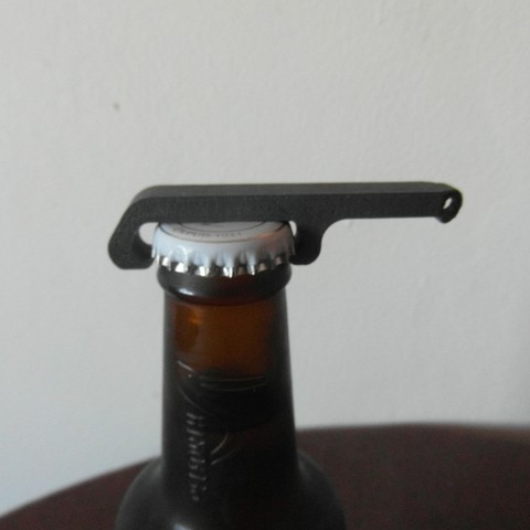 Download free 3D printer designs Pocket Bottle Opener, dsf