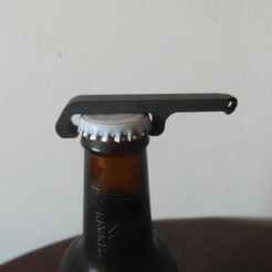 Free Pocket Bottle Opener STL file, dsf