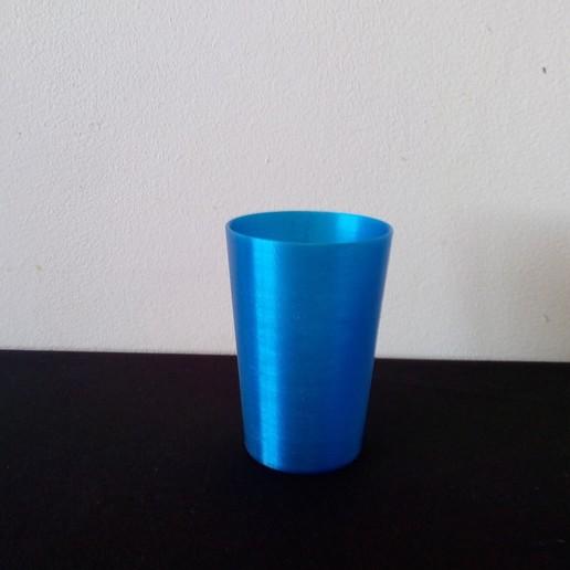 Download free STL file Petg cup • 3D print model, dsf