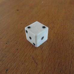 SAM_3395.JPG Download free STL file Dice games • 3D print template, dsf