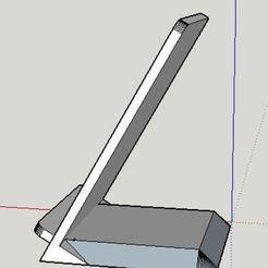 Imprimir en 3D gratis Soporta el smartphone 2.0, malix3design