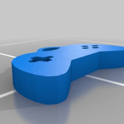 Descargar modelos 3D gratis Llavero de joystick, malix3design
