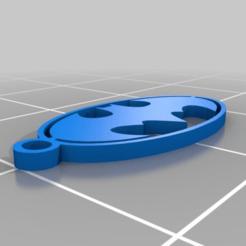 Descargar STL gratis Logotipo de Batman, malix3design