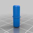 Download free STL file Pin for furniture IKEA (EN/FR) • 3D print object, TheFloyd