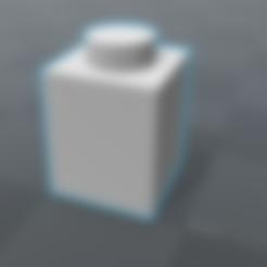 Descargar archivos 3D gratis Pieza superior 1x1 LEGO, 0rion