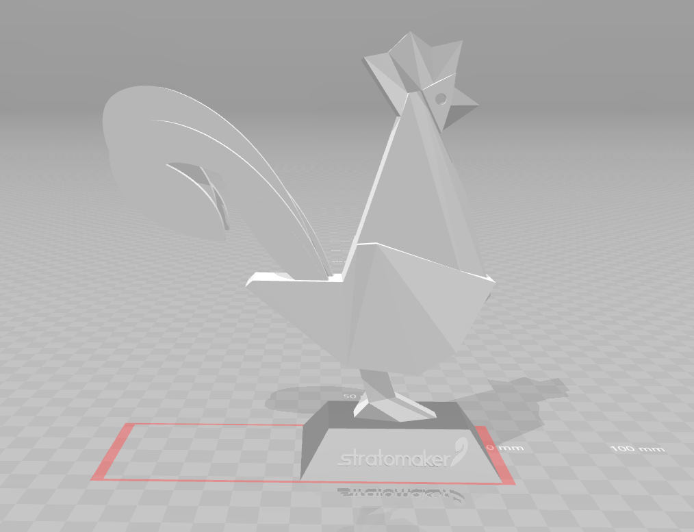 2018-01-01_14h54_06.png Download free STL file rooster (#STRATOMAKER contest) • 3D print object, 0rion