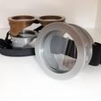 Free 3d print files Minions Goggle Monoeye, MVSValero