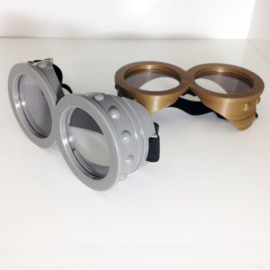 qdwx.jpg Télécharger fichier STL gratuit Lunettes de Minions à deux yeux • Objet imprimable en 3D, MVSValero