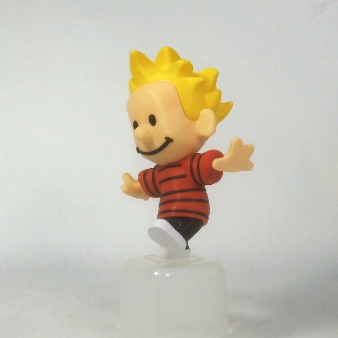 calvin side1.jpg Télécharger fichier STL gratuit Calvin • Objet pour imprimante 3D, reddadsteve