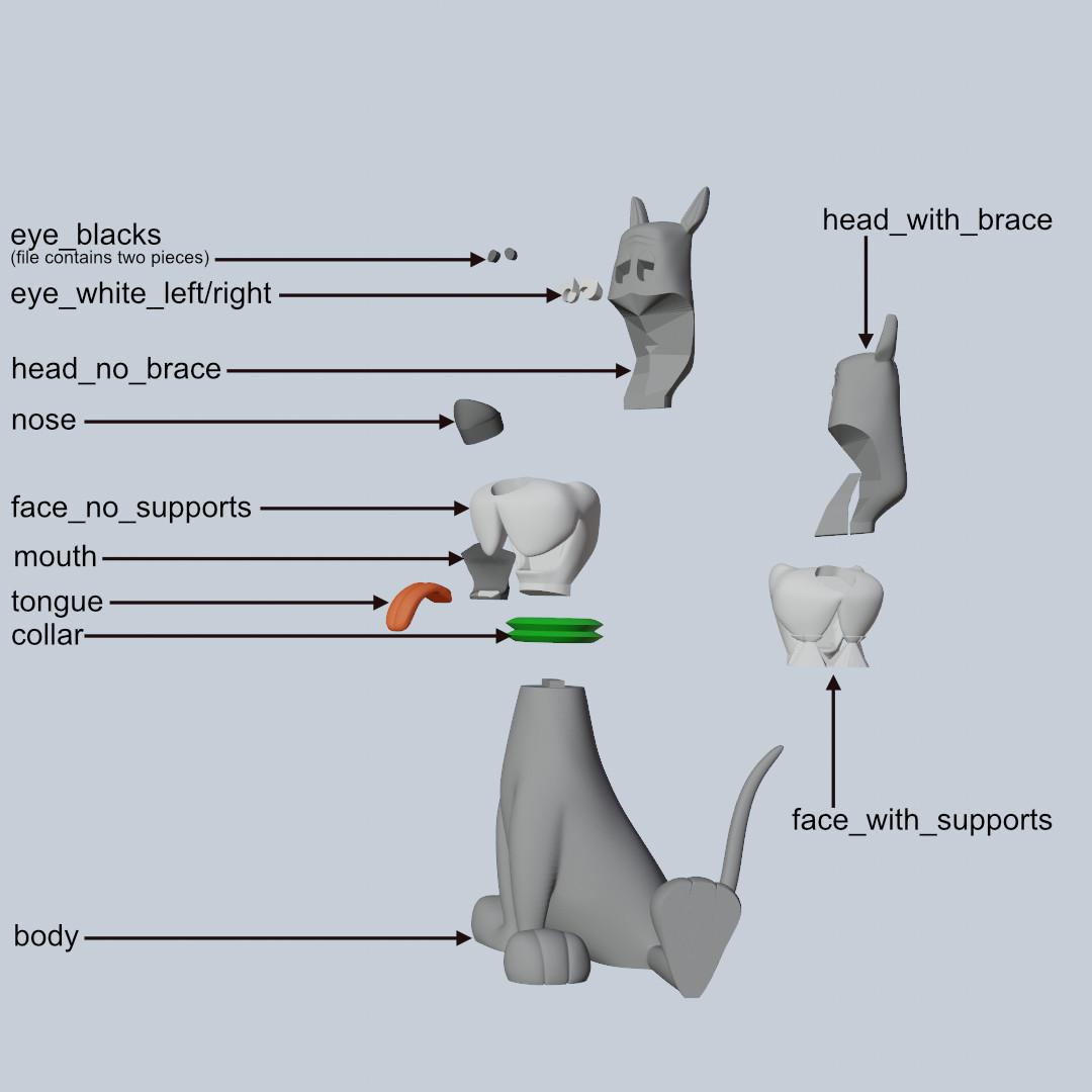 astro assembly1.jpg Download free STL file Astro Jetson • 3D print model, reddadsteve