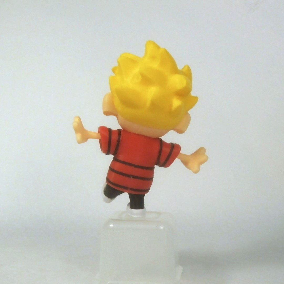 calvin back1.jpg Download free STL file Calvin • 3D print design, reddadsteve