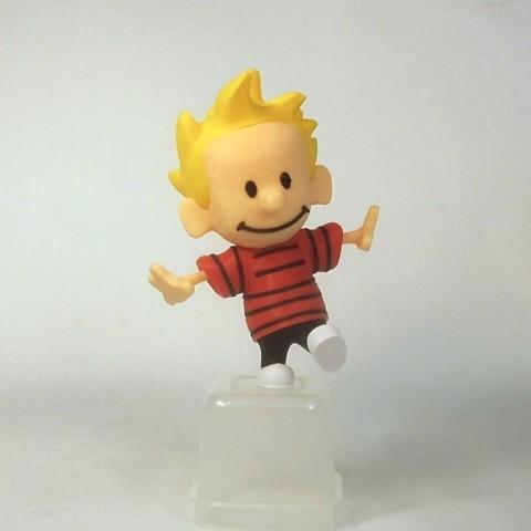 Télécharger objet 3D gratuit Calvin, reddadsteve