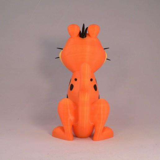 baby_puss_back.jpg Télécharger fichier STL gratuit Bébé Chat Potté • Objet à imprimer en 3D, reddadsteve