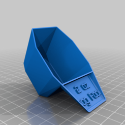 measuring_cup_20200512-60-xpvbts.png Download free STL file My Customized Measuring Cup/Scoop • 3D print object, Tinkerology