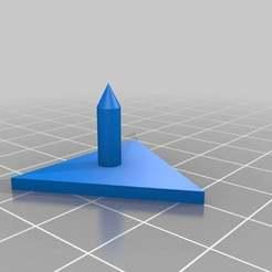 JackOLantern_triangle30.jpg Download free STL file Jack-O-Lantern Pumpkin Decoration Kit for Halloween • 3D printing template, Tinkerology
