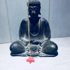 Free STL file Etoile incense holder, Tonymontagny