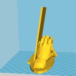 Imprimir en 3D teléfono de la puerta, jarod007