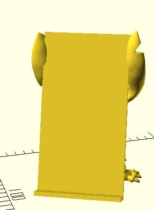 Capture595.PNG Télécharger fichier STL gratuit porte téléphone disney • Plan pour impression 3D, jarod007
