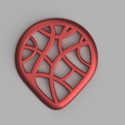 PLettro_2016-Oct-28_02-46-51PM-000_CustomizedView22543446135.png Download STL file Pick for Guitar & Bass • 3D printing object, PaoloGar