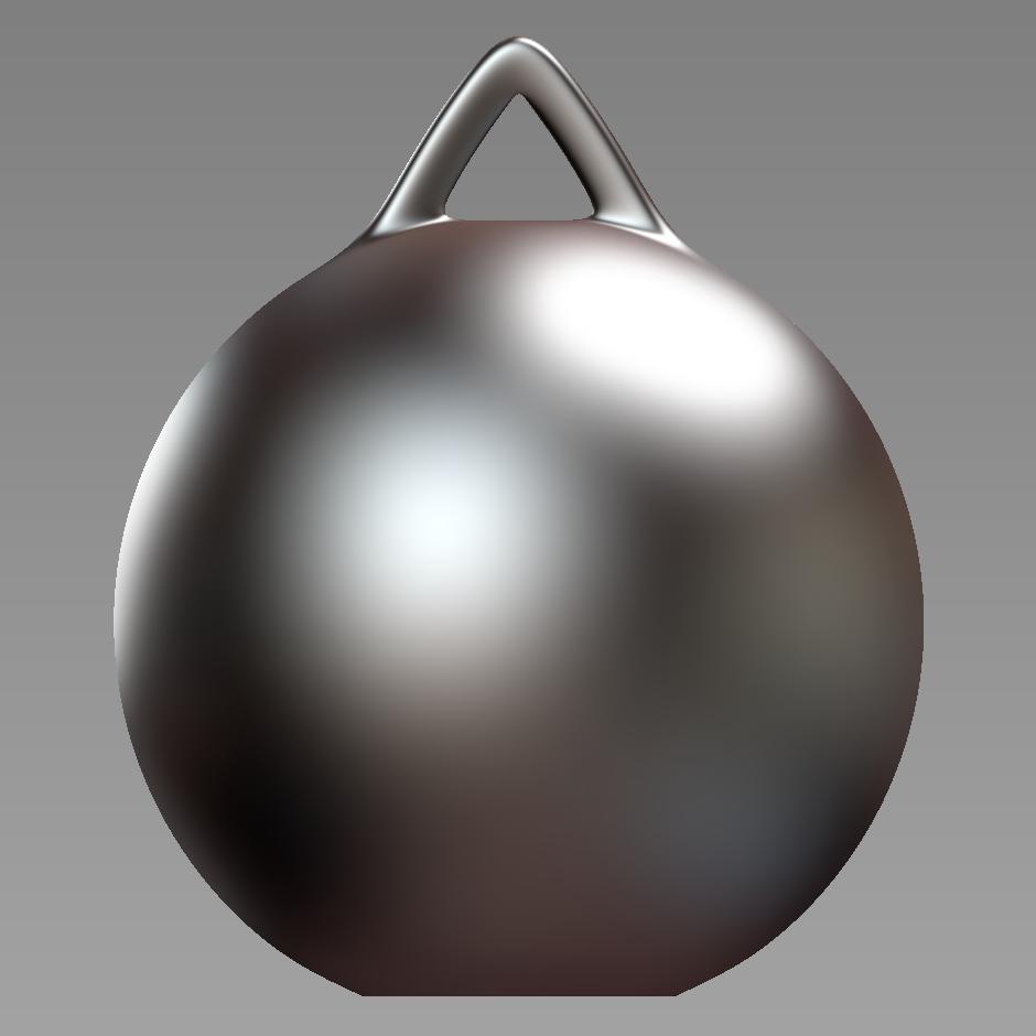 1 - Copy.PNG Télécharger fichier STL gratuit Boule de Noël - personnalisez et imprimez la vôtre • Objet pour impression 3D, Valdis