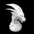 Free 3d printer model Dragon Statue 1, Majs84